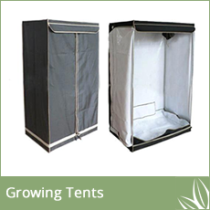 HYDROPONICS GROWING TENTS